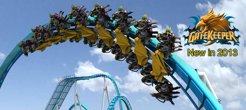 GateKeeper - New in 2013